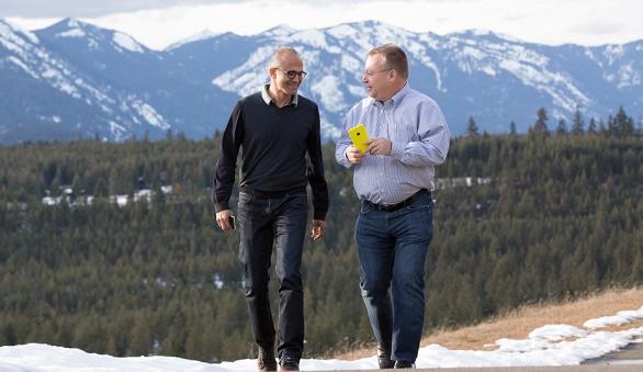 "Microsoft ""tha mạng"" cho smartphone Android của Nokia"