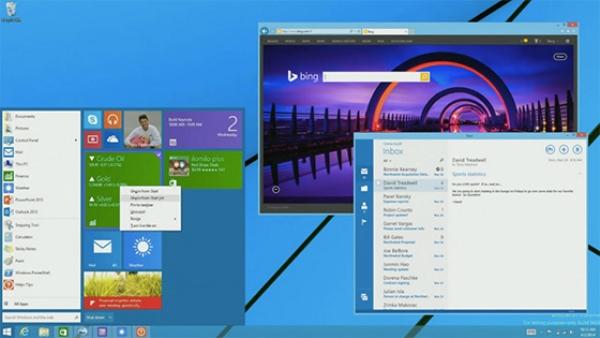 windows 8.1 update 2 cập nhật