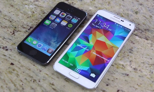 """Gặp lỗi """"không thể sửa được"""", Galaxy S5 vẫn bán chạy"""
