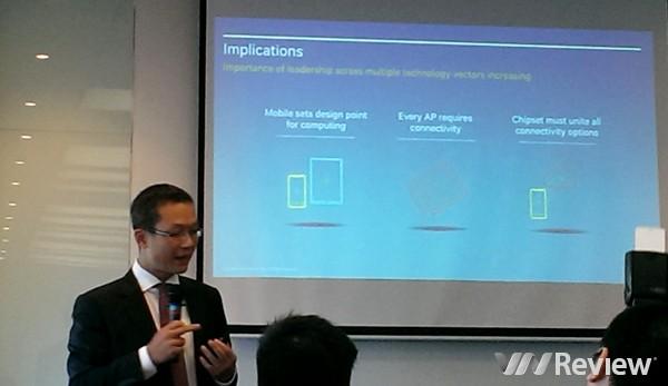 Qualcomm giới thiệu 2 vi xử lý di động mới Snapdragon 808 và 810