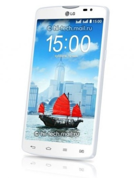 LG L80: Màn hình 5 inch, vi xử lý lõi kép, pin 2540 mAh và Android 4.4 KitKat