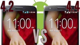 """LG G2 """"lên đời"""" Android 4.4 KitKat có gì vượt trội?"""