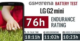 Pin của LG G2 mini tốt cỡ nào?
