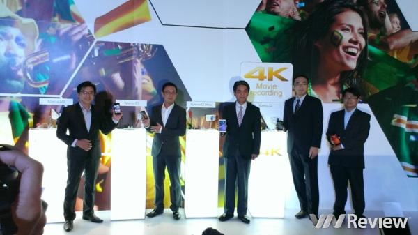 Sony Xperia Z2 bán tại Việt Nam từ 15/5, giá 16,99 triệu đồng