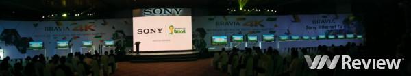 Sony ra mắt dòng TV BRAVIA 4K 2014 hướng tới World Cup 2014