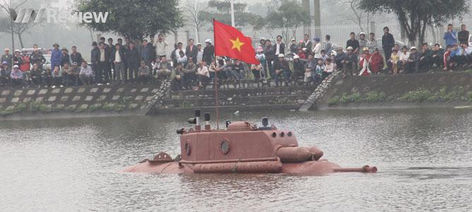 Cha đẻ tàu ngầm Trường Sa sẽ xin Bộ Quốc phòng cấp phép