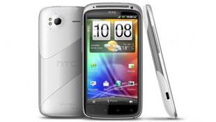 HTC Sensation màu trắng chạy Android 4.0 ra mắt tháng Ba