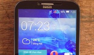 [Bạn đọc] Đánh giá nhanh Alcatel One Touch Pop C9
