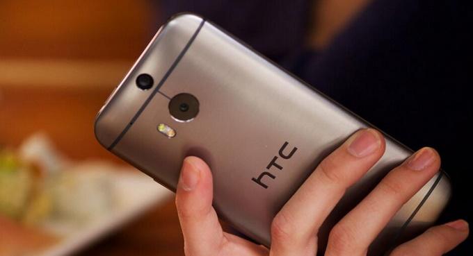 HTC One M8 bản Prime có màn hình 2K, chip Snapdragon 805
