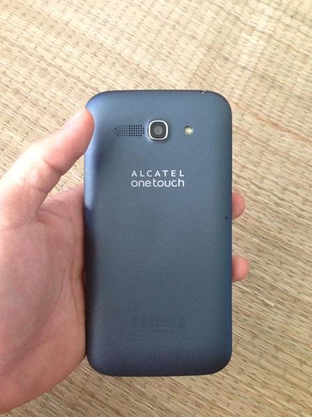 Đánh giá nhanh Alcatel One Touch Pop C9