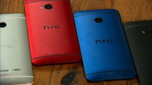 HTC One M8 sẽ có thêm phiên bản màu xanh, hồng và đỏ