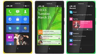 Nokia X+ được bán từ đầu tháng Năm, giá 2,75 triệu đồng