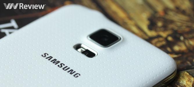 Tặng bạn đọc smartphone cao cấp Samsung Galaxy S5
