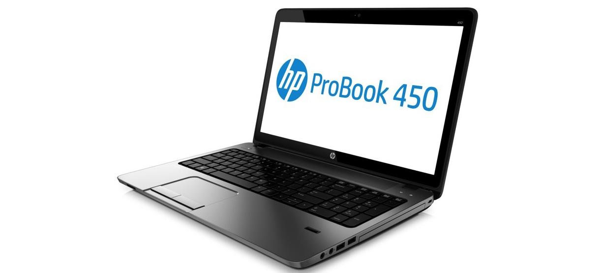 Đánh giá laptop HP ProBook 450 G1