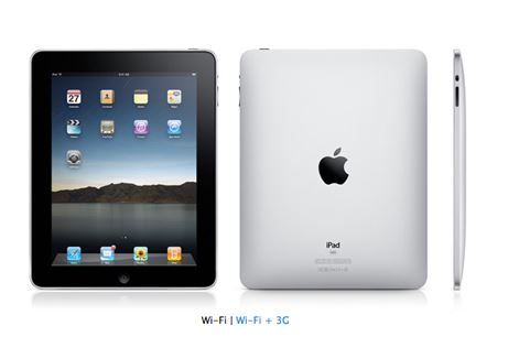 Nhìn lại những concept sơ khai của iPad 1