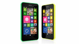 Nokia giới thiệu Lumia 630 hai SIM, có giá 3,5 triệu đồng