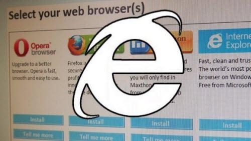 Microsoft tung bản vá cho lỗi bảo mật nguy hiểm trên Internet Explorer