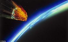 Tiểu hành tinh cỡ xe buýt suýt gây họa cho Trái đất