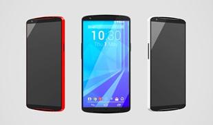 Concept Nexus 6 với màn hình 5.7 inch