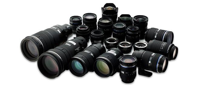 Top 5 hãng ống kính máy ảnh DSLR tốt nhất