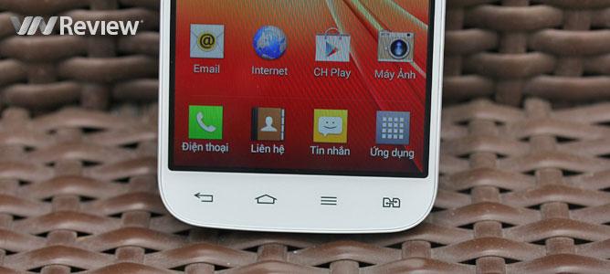 Đánh giá điện thoại LG L70 hai SIM