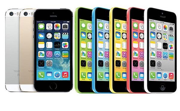 Apple chuẩn bị chương trình khuyến mại lớn cho iPhone 5s và 5c