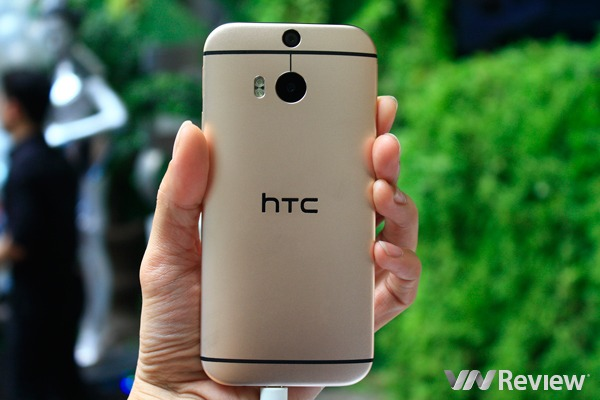 Quý II/2014: HTC trở lại thành công nhờ One M8