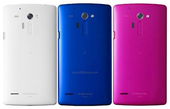 LG trình làng isai FL: Màn hình 5.5 QHD, Snapdragon 801, Camera 13 MP và Android 4.4.2 KitKat