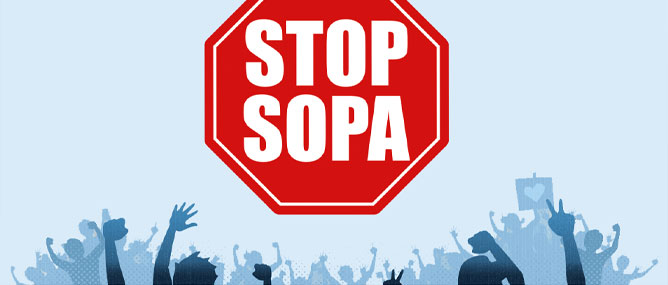Một website Việt đã bị SOPA 'đe dọa'?