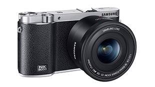 Samsung ra máy ảnh mirrorless dáng hoài cổ