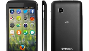 Smartphone chạy Firefox OS được bán với giá chỉ 2,1 triệu đồng
