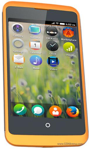 Smartphone chạy Firefox OS được bán với giá chỉ 2.1 triệu đồng