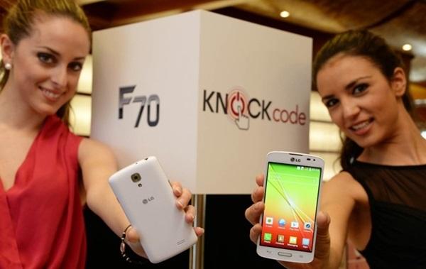 LG F70 chính thức lên kệ trong tháng Năm này