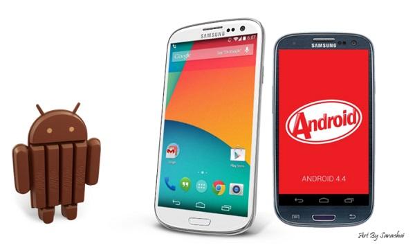 Vì sao Galaxy S III không được nâng cấp lên 4.4 KitKat?