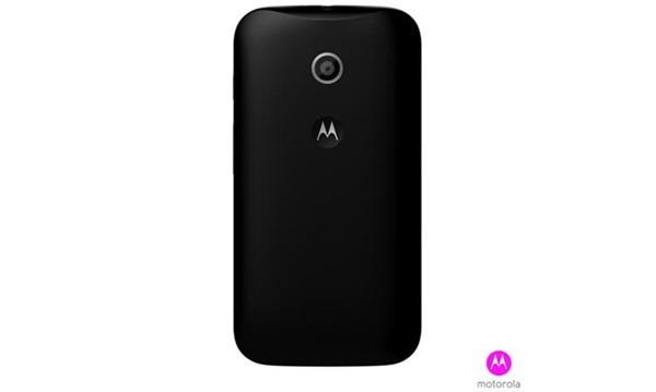 Moto E nhiều màu, camera chính không kèm đèn flash LED, không có camera trước
