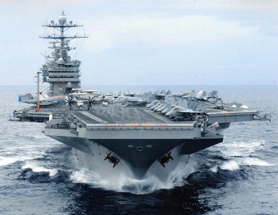 Quân nhân tàu chiến Mỹ hack dữ liệu của chính phủ