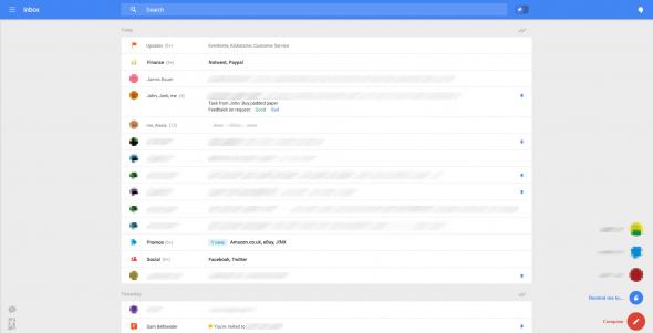 Gmail sắp được đại tu toàn bộ