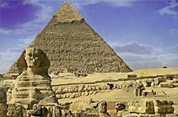 Người Ai Cập vận chuyển đá xây Kim Tự Tháp như thế nào