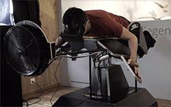 Máy thực tại ảo giúp bạn bay như chim