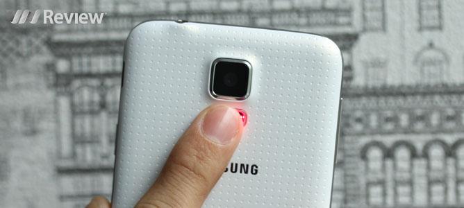 Đánh giá chi tiết Samsung Galaxy S5