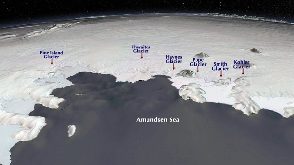 200 năm nữa mực nước biển sẽ dâng lên 0,61m