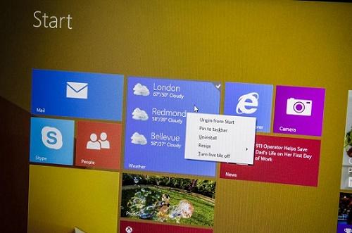 Microsoft lùi thời hạn yêu cầu cập nhật Windows 8.1