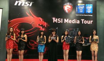 MSI ra mắt dòng bo mạch chủ Z97 series, hướng tới game thủ