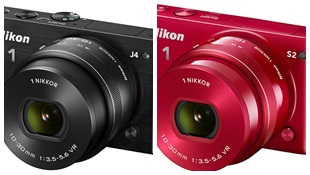 Nikon ra máy ảnh không gương lật 1 J4 và 1 S2, bán ra từ tháng này