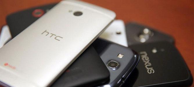 """Các smartphone Android """"đỉnh"""" chưa phát hành trong năm 2014"""