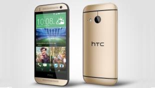 """HTC One M8 bản """"mini"""" chính thức ra mắt"""
