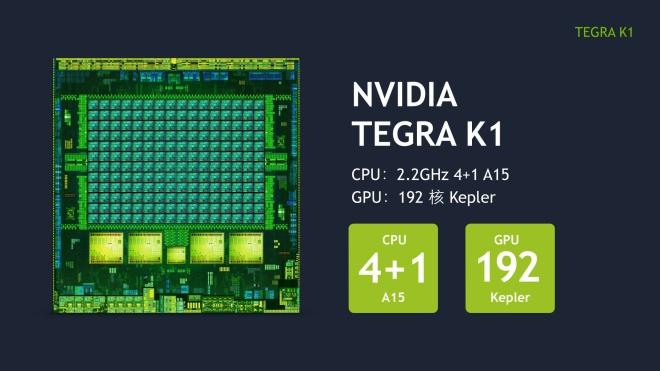 Xiaomi Mi Pad: Vi xử lý NVIDIA Tegra K1, giá từ 5 triệu đồng
