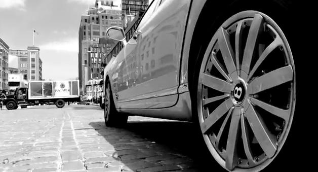Clip quảng cáo siêu xe quay bằng iPhone 5s, iPad Air