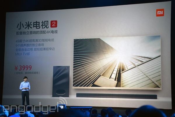 """Xiaomi """"phá giá"""" TV 4K còn... 14 triệu đồng"""