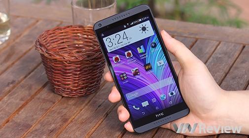 Đánh giá HTC Desire 816
